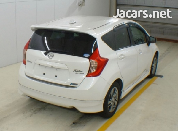 Nissan Note 1,2L 2016-4