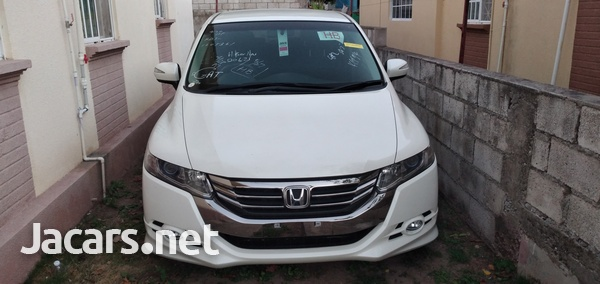 Honda Odyssey 2,5L 2012-6
