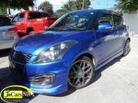 Suzuki Swift RS 1,5L 2013