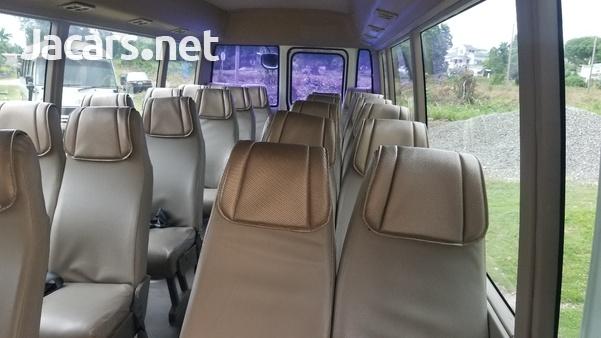 2008 Toyota Coaster Bus-6