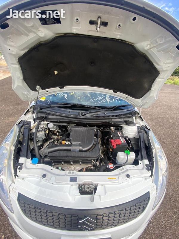 Suzuki Swift 1,3L 2012-8