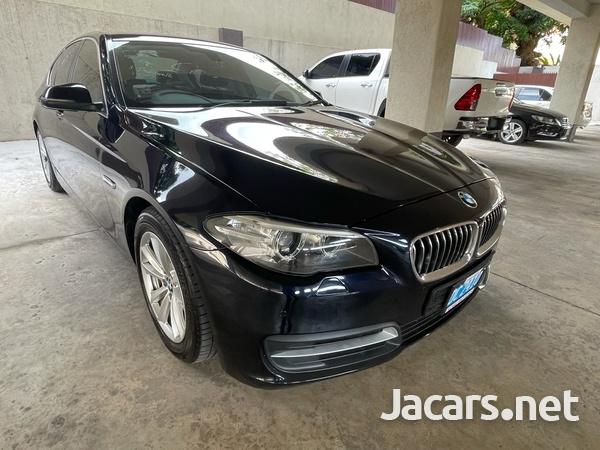 BMW 5-Series 2,0L 2014-16