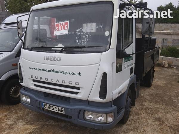 2006 IVECO Eurocargo Truck-1