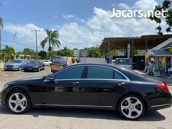 Mercedes-Benz S-Class 5,0L 2014-3