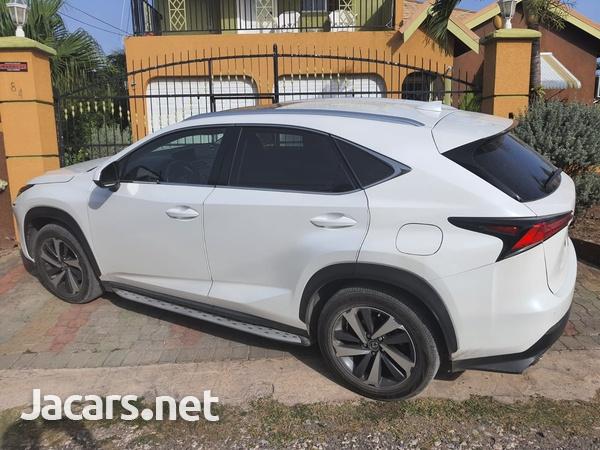 Lexus NX 2,0L 2018-4