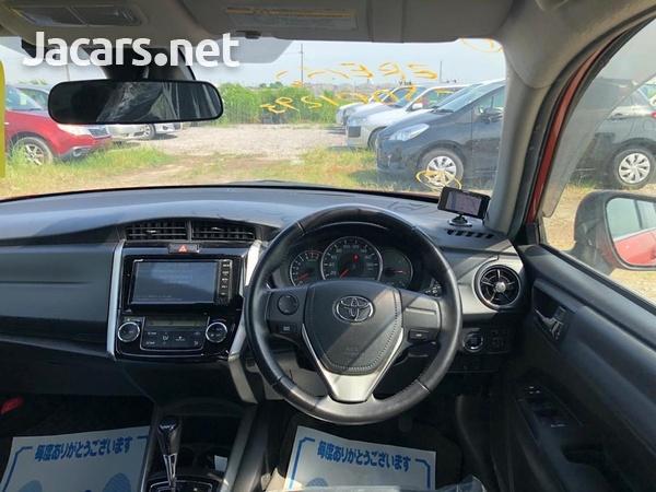 Toyota Fielder 1,8L 2017-6