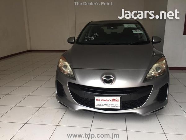 Mazda Axela 1,5L 2013-2