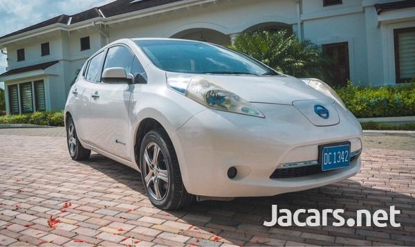 Nissan Leaf Electric 2014-1