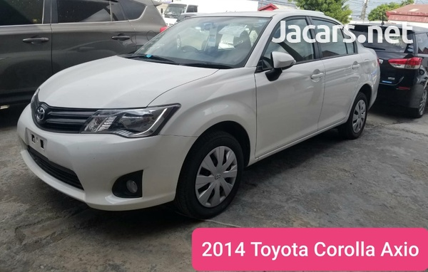 Toyota Corolla 1,5L 2014-1
