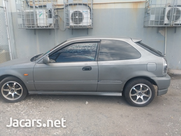 Honda Civic 3,0L 2000-3
