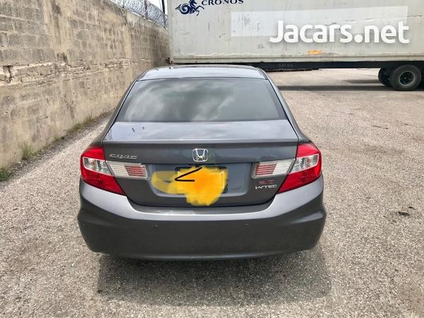 Honda Civic 2,0L 2013-8
