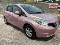 Nissan Note 1,2L 2014