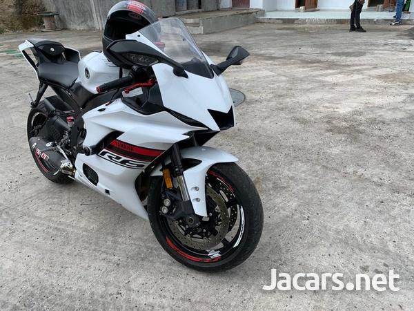 2019 Yahama R6 Bike-4