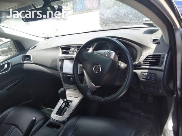 Nissan Sylphy 1,8L 2015-5