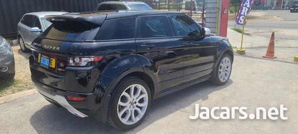 Land Rover Range Rover Evoque 1,9L 2012-3