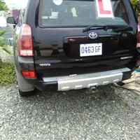 Toyota 4Runner 4,6L 2004