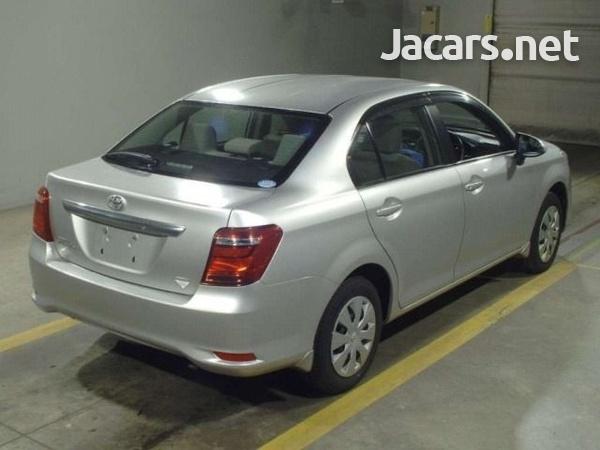 Toyota Axio 1,8L 2016-2