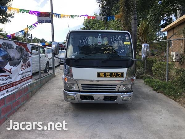 2010 Mitsubishi Fuso Canter Truck-2