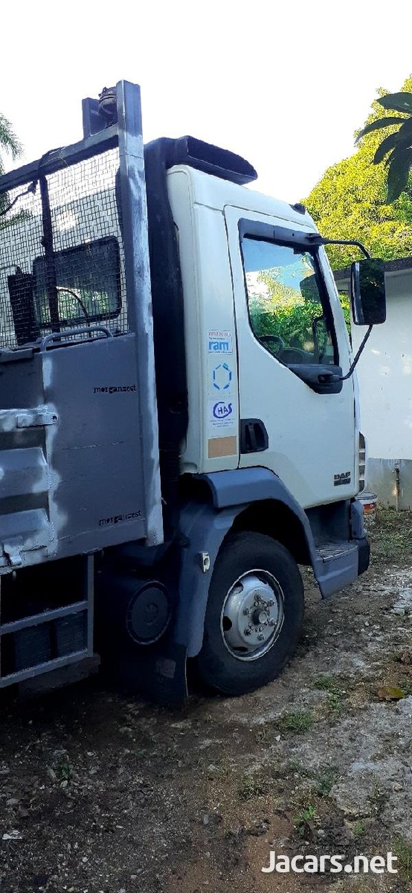 2006 DAF 7.5T Tipper Truck-5