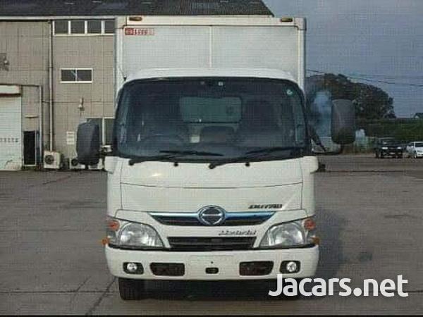 Hino Turbo Truck-1