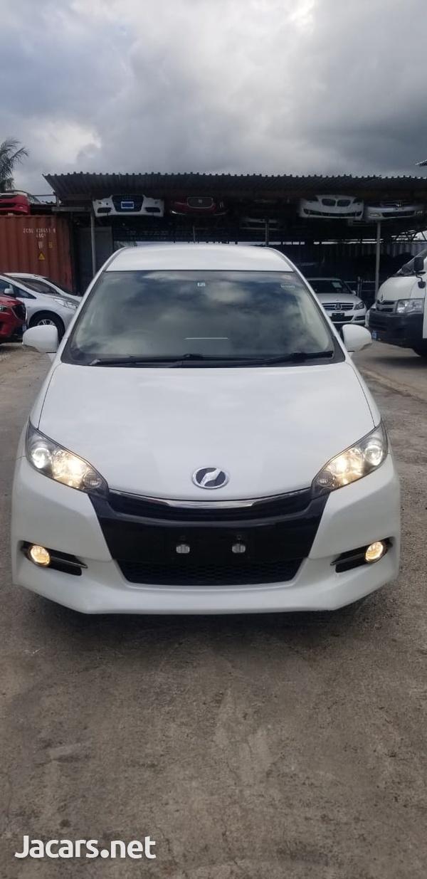 Toyota Wish 1,8L 2014-8