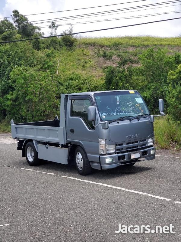 2008 Isuzu Elf Dump Truck-11