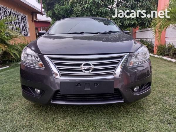 Nissan Sylphy 1,7L 2015-1