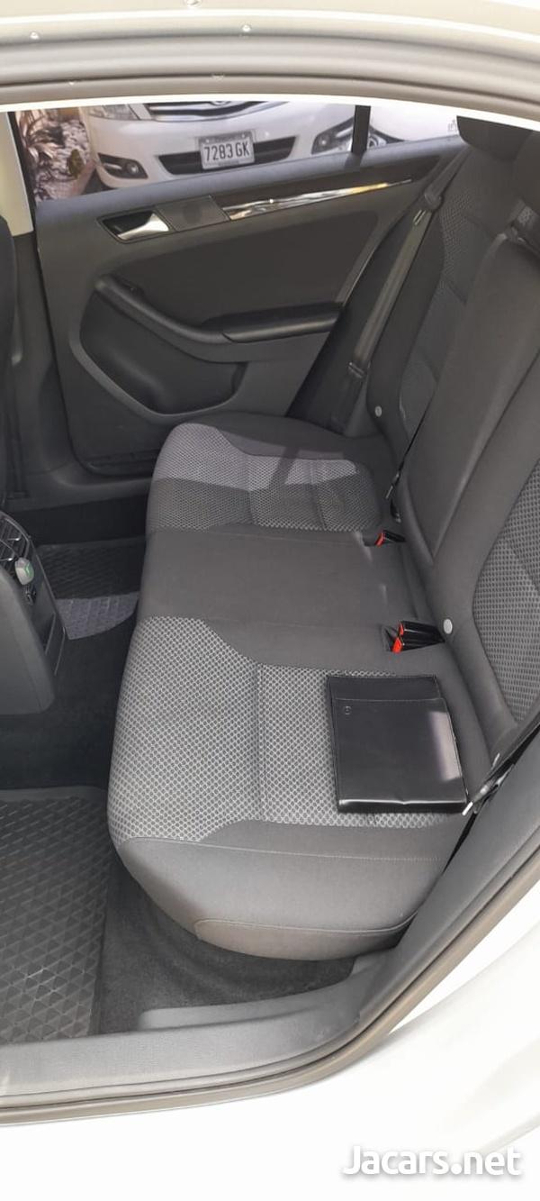 Volkswagen Jetta 1,4L 2016-11