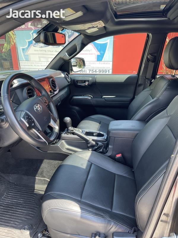 Toyota Tacoma 3,5L 2018-9