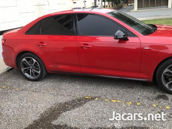 Audi A4 2,0L 2018-4