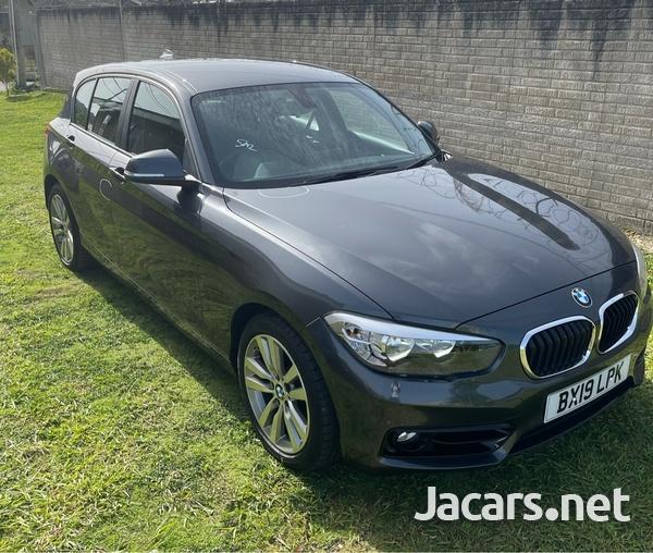 BMW 1-Series 1,5L 2019-6