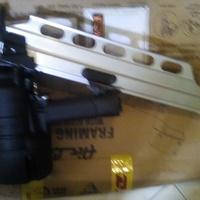 Framing air air nail gun