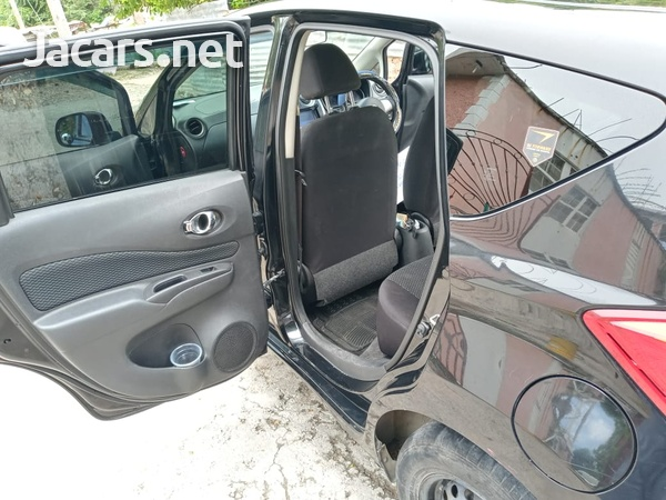 Nissan Note 0,6L 2013-16