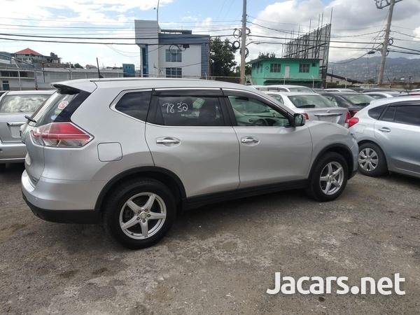 Nissan X-Trail 2,0L 2017-11