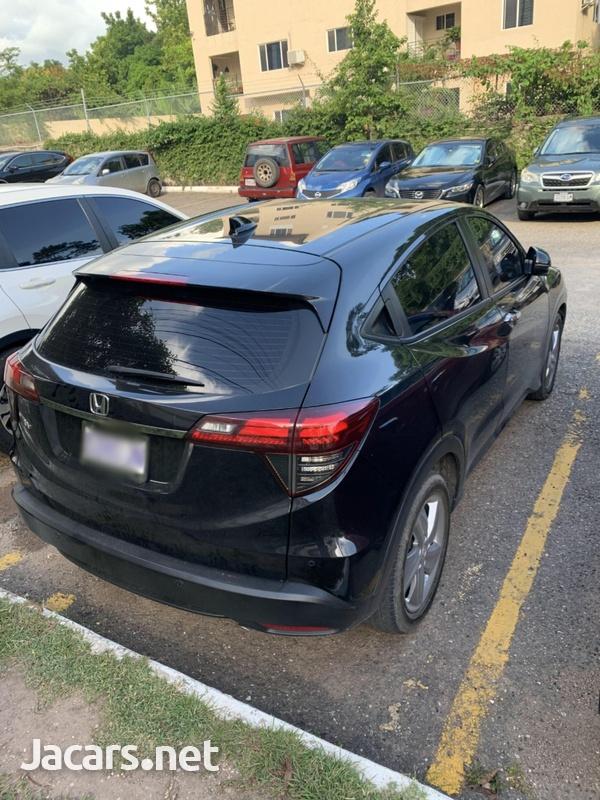 Honda HR-V 1,8L 2020-4