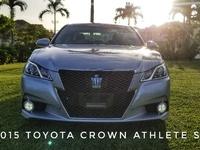 Toyota Crown 2,5L 2015