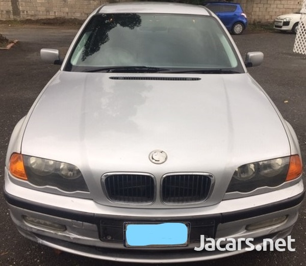 BMW 3-Series 2,0L 2001-5