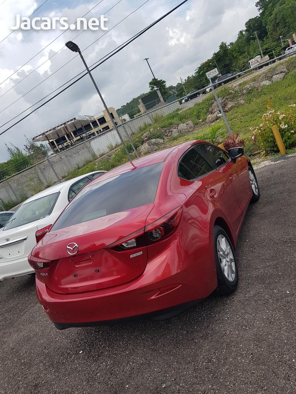 Mazda Axela 1,5L 2017-4