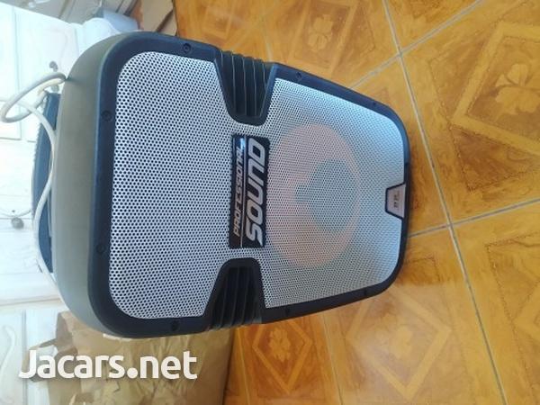 Professional Sound Bluetooth Powered Box-1