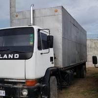 1988 Leyland box body Truck