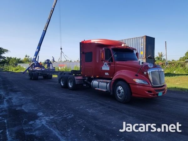 2010 Prostar and Flatbed-3