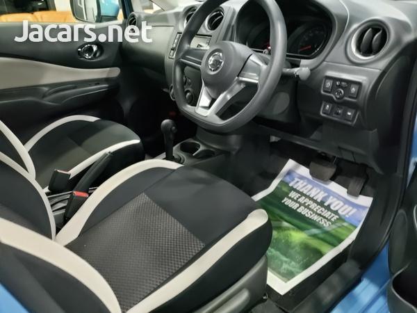 Nissan Note 1,2L 2017-9
