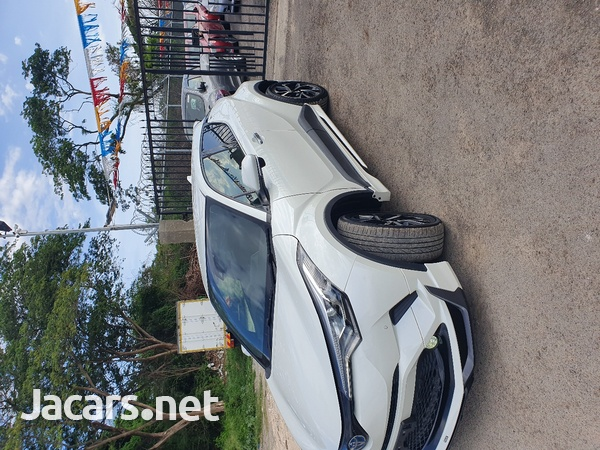 Toyota C-HR 2,0L 2018-3