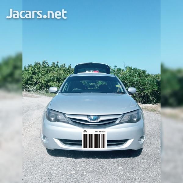 Subaru Impreza 2,0L 2010-6