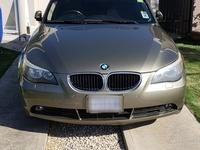 BMW 5-Series 2,5L 2004