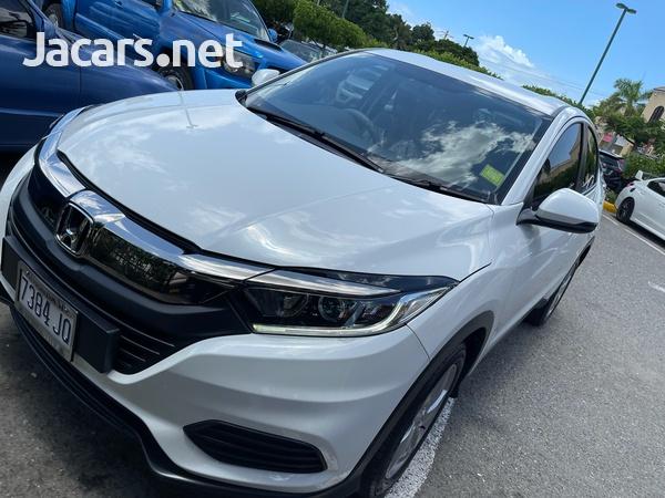 Honda HR-V 1,8L 2021-1