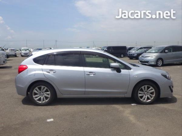 Subaru Impreza 2,0L 2016-6