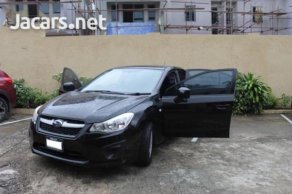 Subaru Impreza 1,6L 2012-5