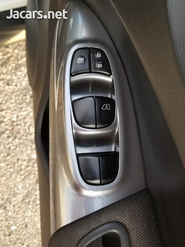 Nissan Juke 1,5L 2014-3