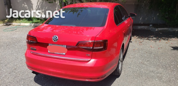 Volkswagen Jetta 1,4L 2018-5